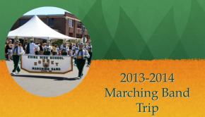 Marching Band To Tour in Branson!