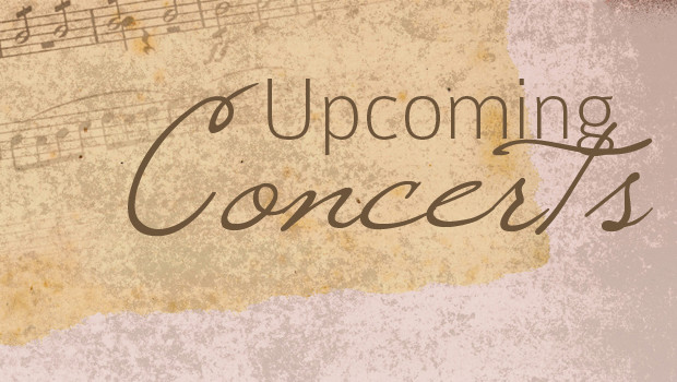 UpcomingConcerts
